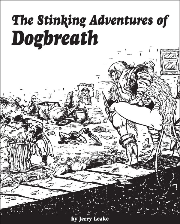 The Stinking Adventures of Dogbreath
