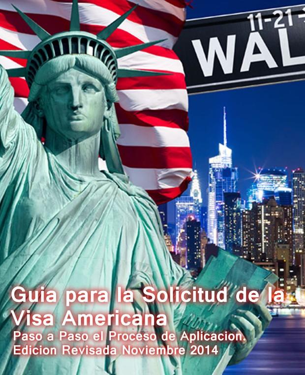 Guia para la Solicitud de la  Visa Americana  Paso a Paso el Proceso de Aplicacion.