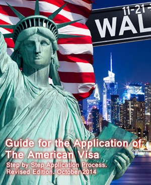 Guide for the Application of  The American Visa  Step by Step Application Process.