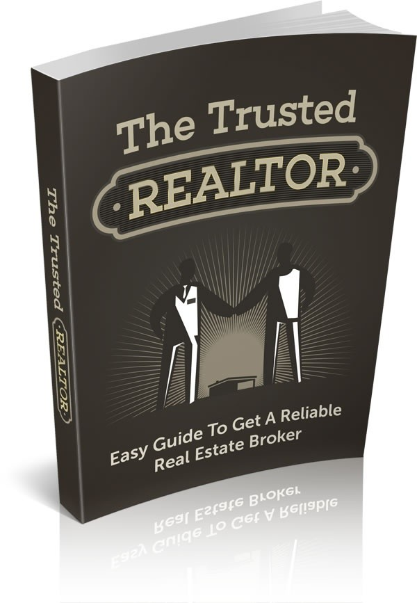 The Trusted Realtor. Product with Reseller Rights, Website, and More.