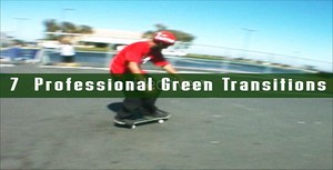 7 Professional Rasterized Green Transitions