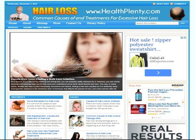 Diabetes - Health Big Potential Niche Fully Monetize WordPress Turnkey Blog