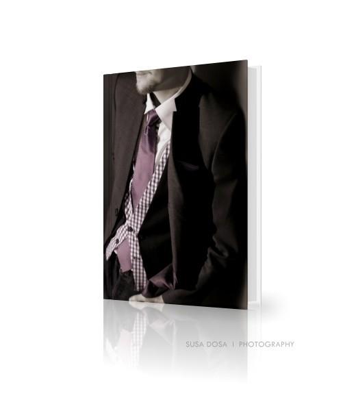 - Man - Vest - Tie -