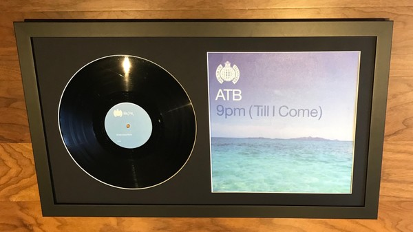 "9pm Till I Come 12"" Vinyl Presentation"