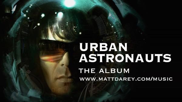 Urban Astronauts Album (WAV)