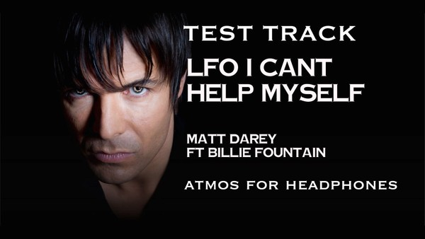 Atmos for Headphones  - TEST TRACK