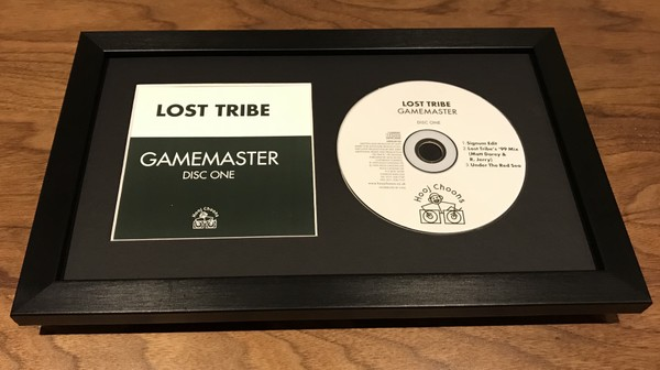 Lost Tribe Gamemaster CD Presentation