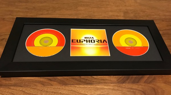 Ibiza Euphoria Double CD Presentation
