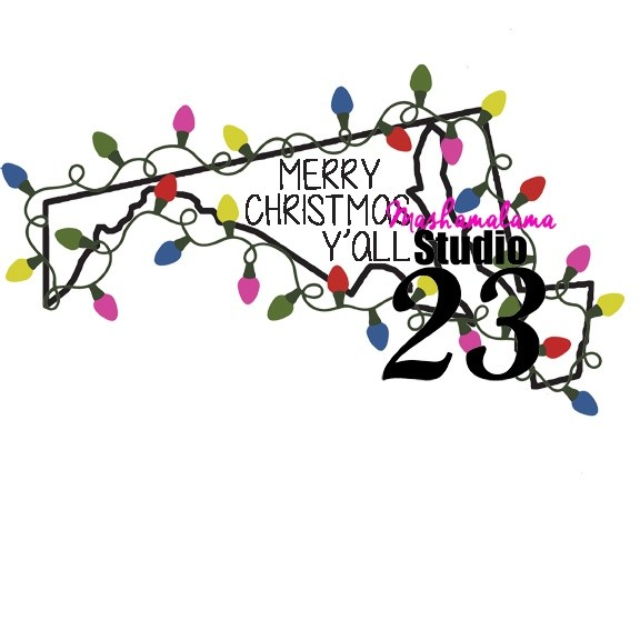 Maryland - Merry Christmas Y'all!