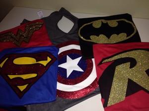 Super Hero Fan Art!