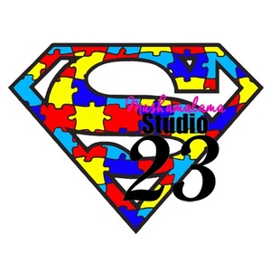 Superman Autism Symbol!!