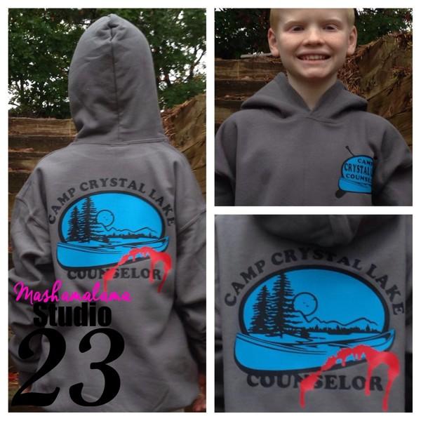 Camp Crystal Lake Counselor Shirt!!