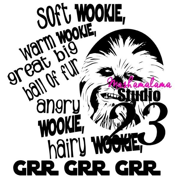 Soft Wookie!