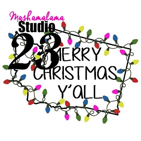 Washington -Merry Christmas Y'all!