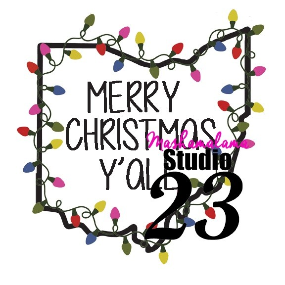 Ohio -  Merry Christmas Y'all!