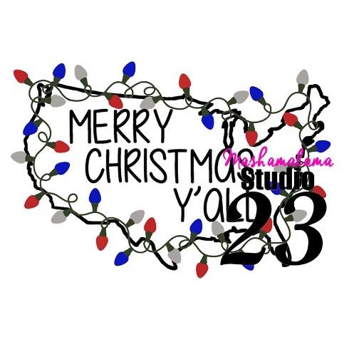 USA - Merry Christmas Y'all!!
