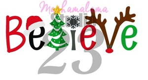 Believe! Christmas File