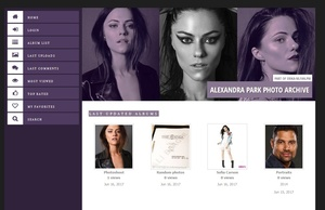 Coppermine Photo Gallery Free Theme
