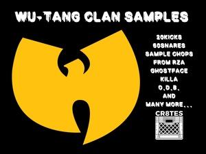 Wu-Tang Drumkits + Samples