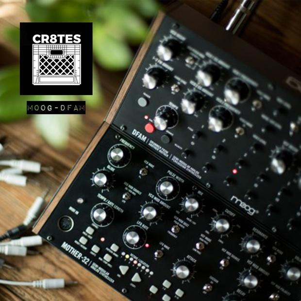Moog DFAM SoundPack (cr8tes)