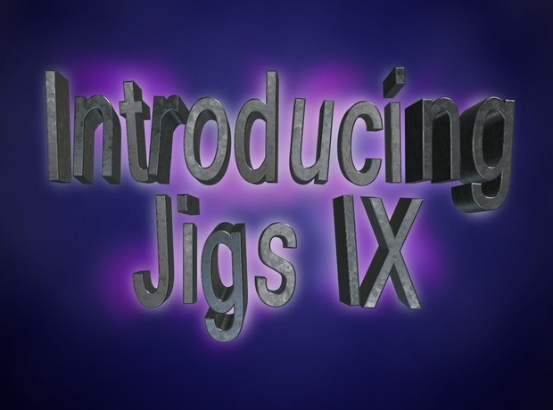 Introducing Jigs IX Project File! (AE CS6)