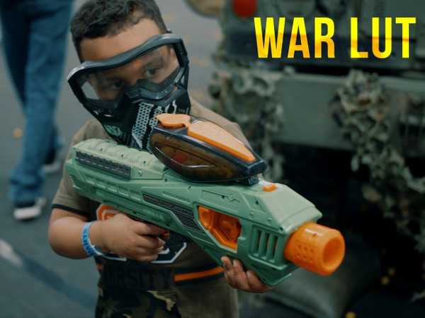 Cinematic War Lut