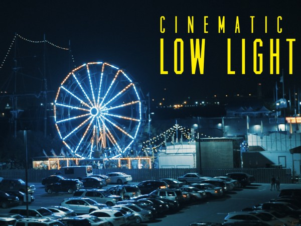 Cinematic LowLight Lut