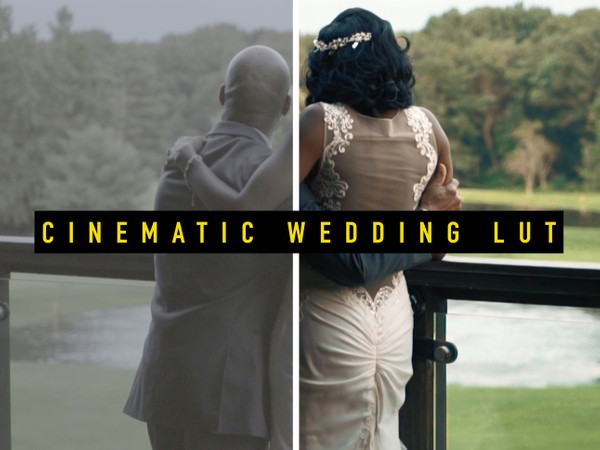 Cinematic Wedding Lut