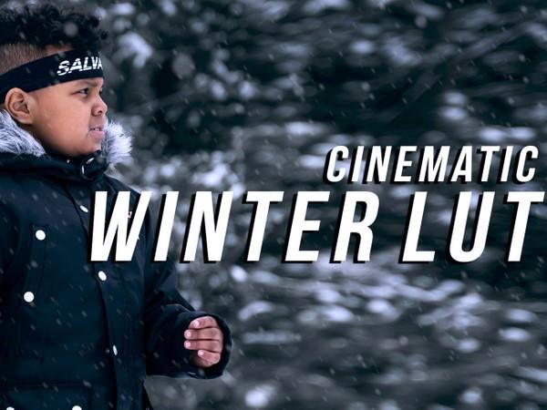 Cinematic Snow Lut