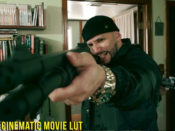 Cinematic Movie Lut
