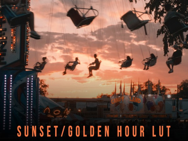 Sunset/Golden Hour Lut