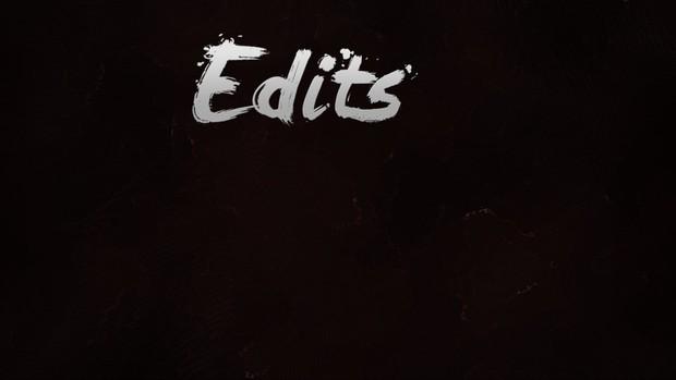 Edit your episode.