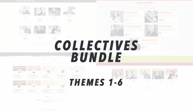 [BUNDLE] Collectives 1-6