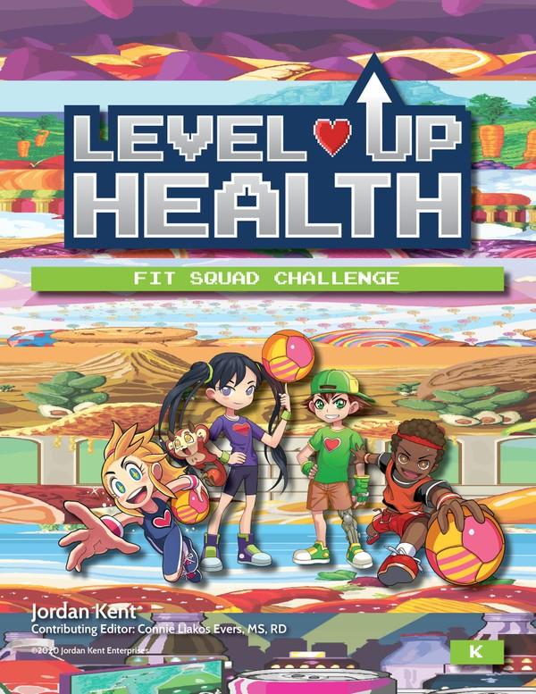 Kindergarten Fit Squad Challenge Packet