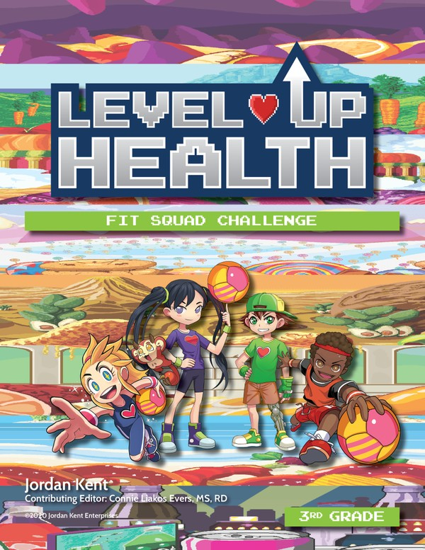 3rd Grade Fit Squad Challenge Packet