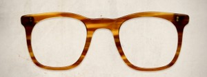 Vector Vintage Spectacles