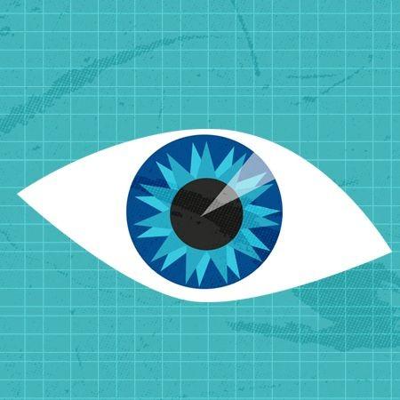Vector Eye Shapes