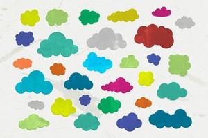 Vector Cloud Shapes