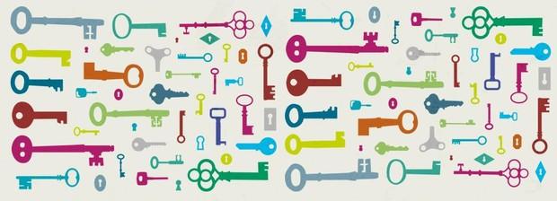 Vector Key Shapes