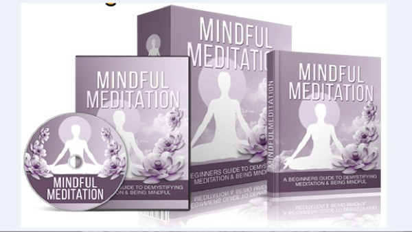 Mindful Meditation - A Beginners Guide To Demystifying Meditation & Being Mindful