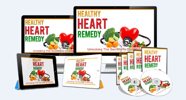 Healthy Heart Remedy - How You Can Have A Healthy Heart