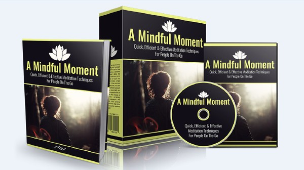 A Mindful Moment - Quick and Effective Meditation Techniques