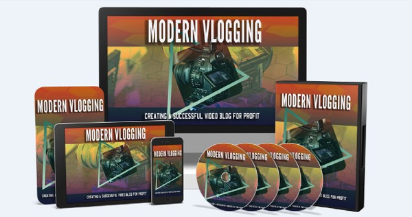 Modern Vlogging - Creating A Successful Video Blog For Profit!