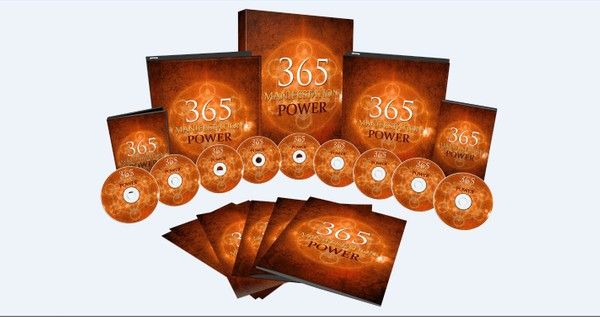 365 Manifestation Power - How To Manifest Your Greatest Desire In 365 Days!