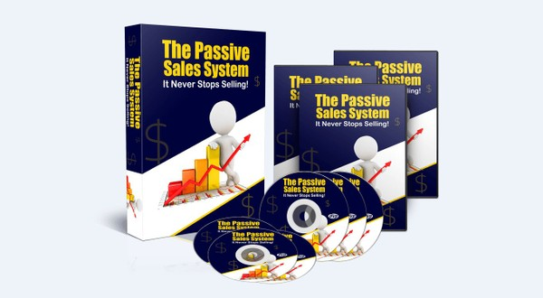 The Passive Sales System - It Never Stops Selling!