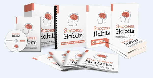 Success Habits - The Secrets To Take Control Of Your Life And Achieve The Success You Deserve