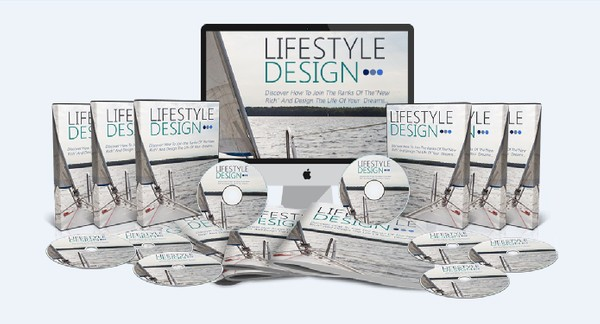 Lifestyle Design - Design The Life Of Your Dreams