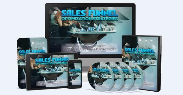 Sales Funnel Optimization Strategies - Optimize Your Funnels For Maximum Conversions!