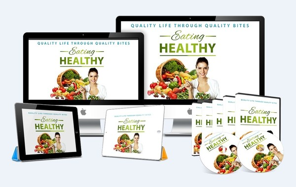 Eating Healthy - Attain Your Ultimate Health Goals