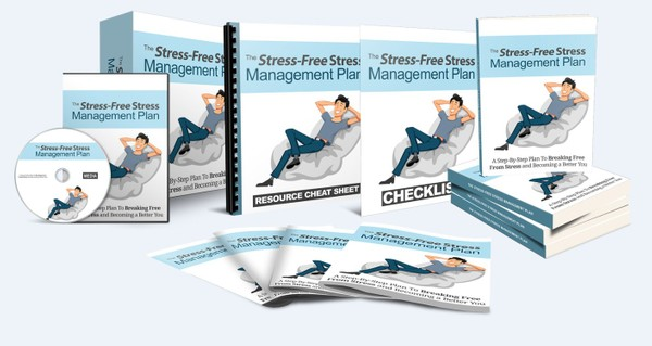 The Stress-Free Stress Management Plan To Reclaim Your Freedom
